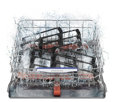 Easy clean grates