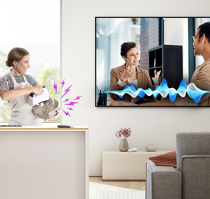 AI sound perfectly matches whatever you're watching, wherever you're watching it