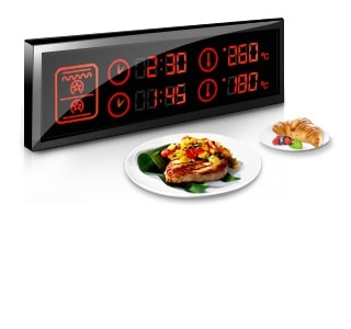 Feast your eyes on our Twin LED Display.