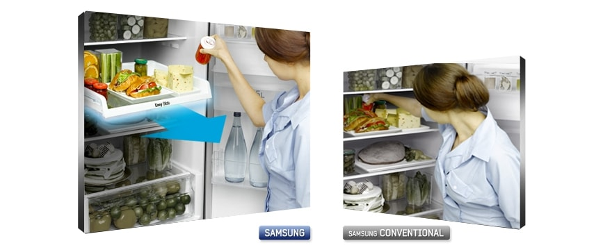 Conveniently maximise your storage space