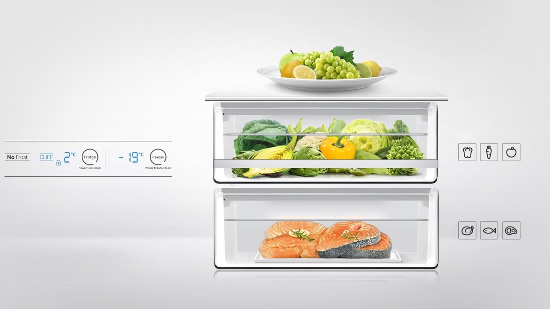 samsung chef collection fridge manual