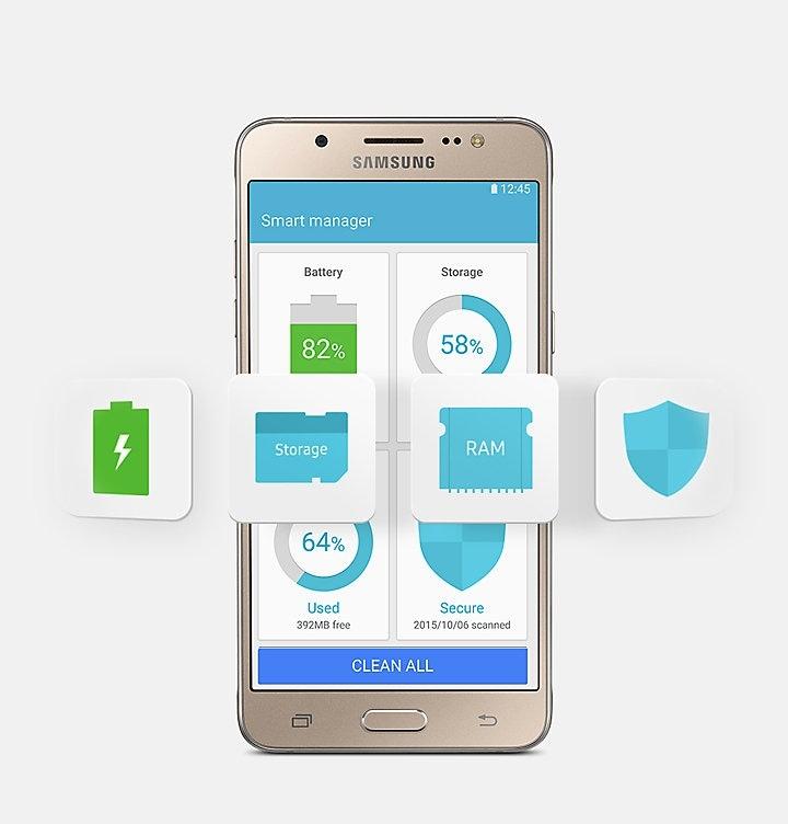 Samsung Galaxy J5 2016 5.2\