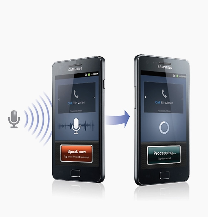 Say N Go : Samsung Voice Solution