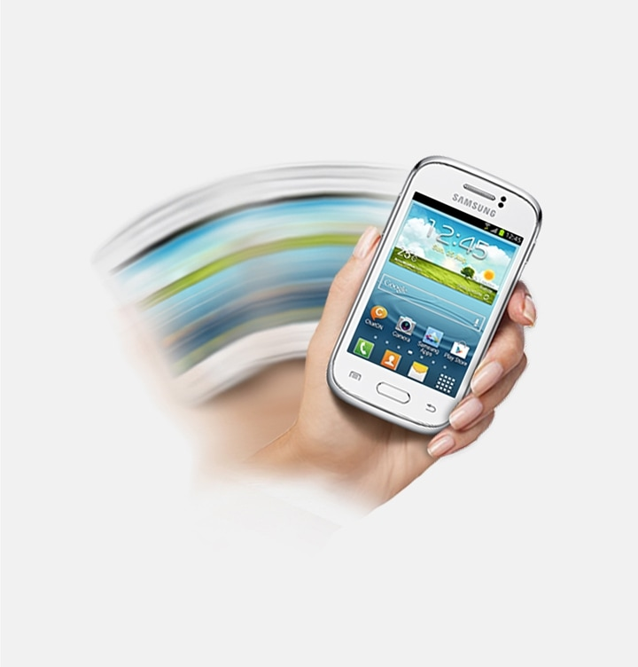"""Samsung Galaxy Young 