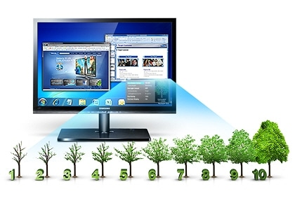 Save energy and see the results with the Energy Tree