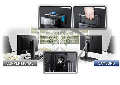 Maximise Workspace with an Efficient Detachable Adaptor
