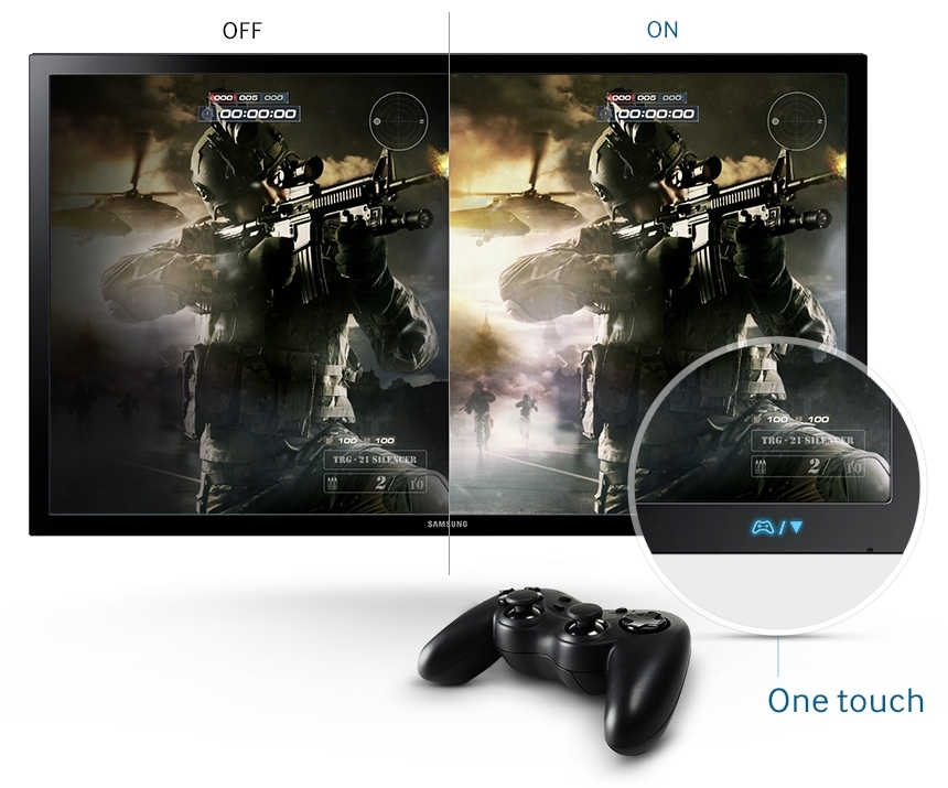 Enhance your gaming experience with just one button