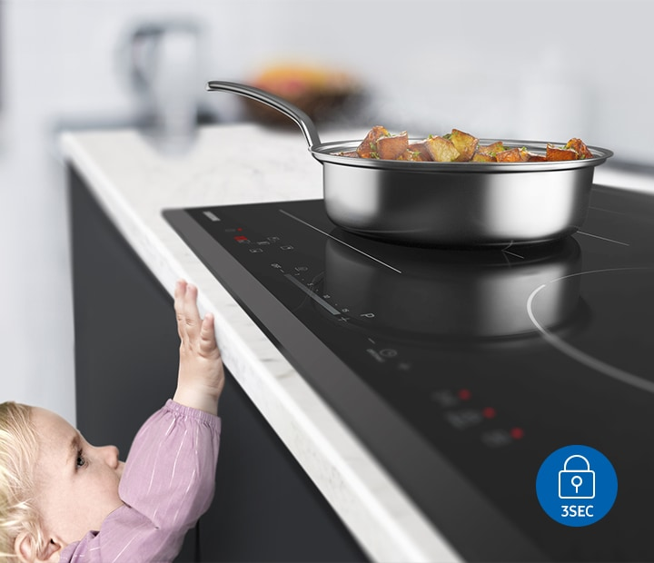 Keep your kitchen safe for children