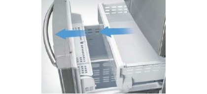 Auto Pull-Out Drawer