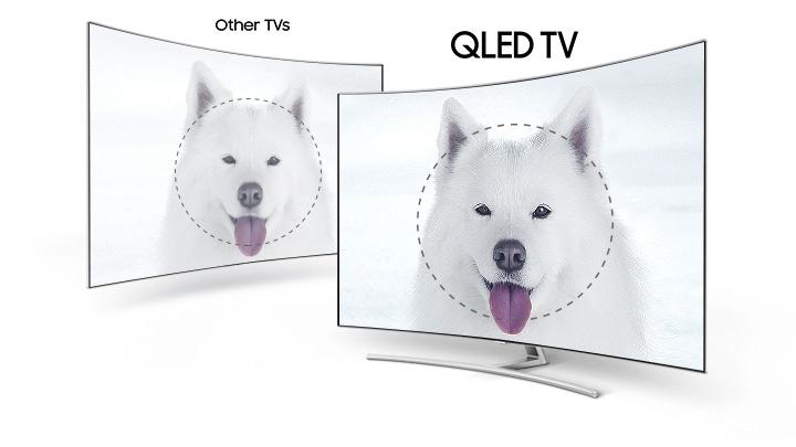 Samsung QLED TV Q8C - Best 55 inch Smart TV to buy | Samsung UK