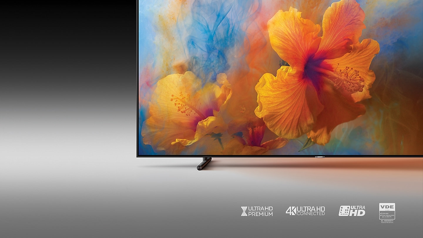 QLED. The Next Innovation in TV