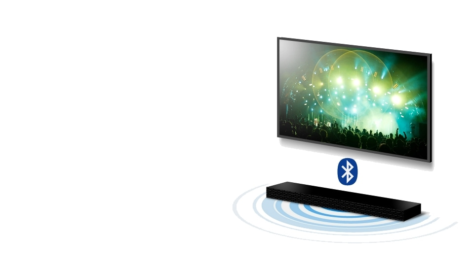 The Wireless way to upgrade your TV sound