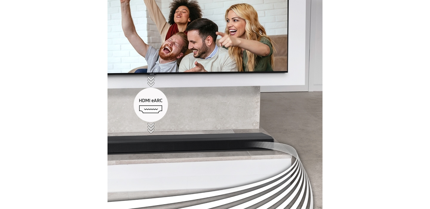 Access the very best surround sound with no degradation.