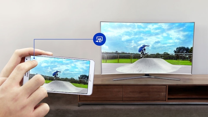 Your TV and mobile devices in perfect sync