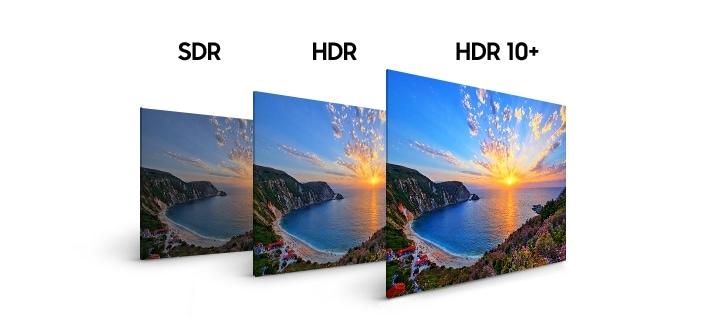 HDR powered by HDR10+