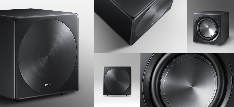 Samsung Sound Swa W700 Separate Wireless Sub Woofer Uk Polk Audio T Bookshelf System T30 T15