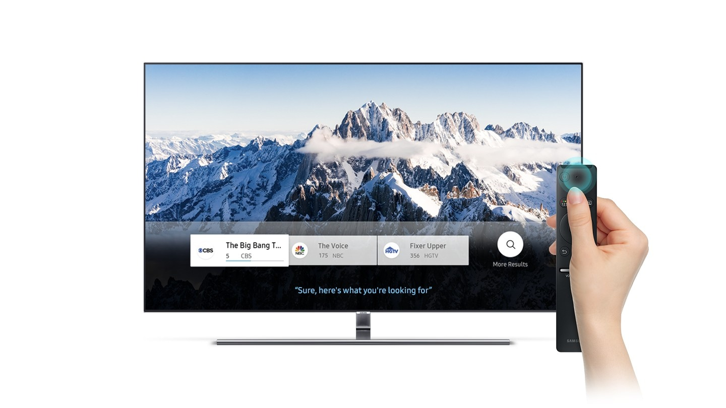 Voice Assistant on TV