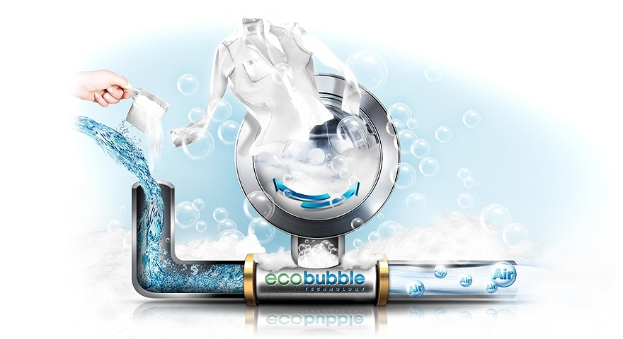 How Eco Bubble works?
