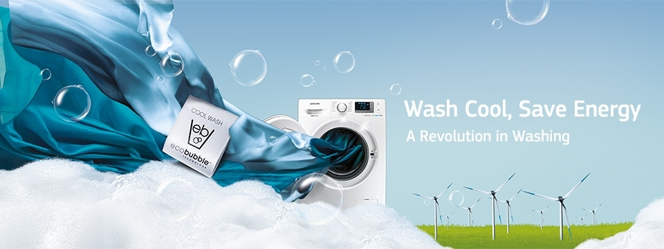Wash cool and save energy