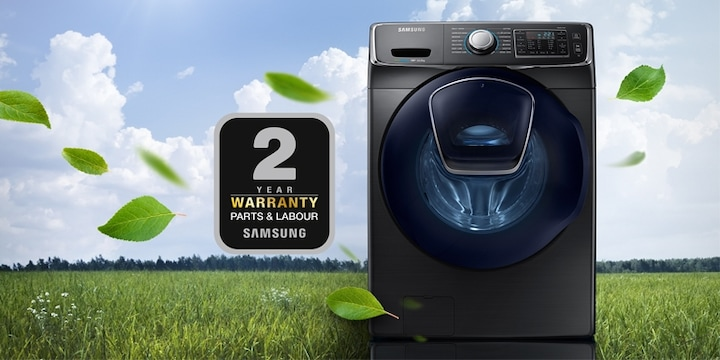 Energy efficient washing