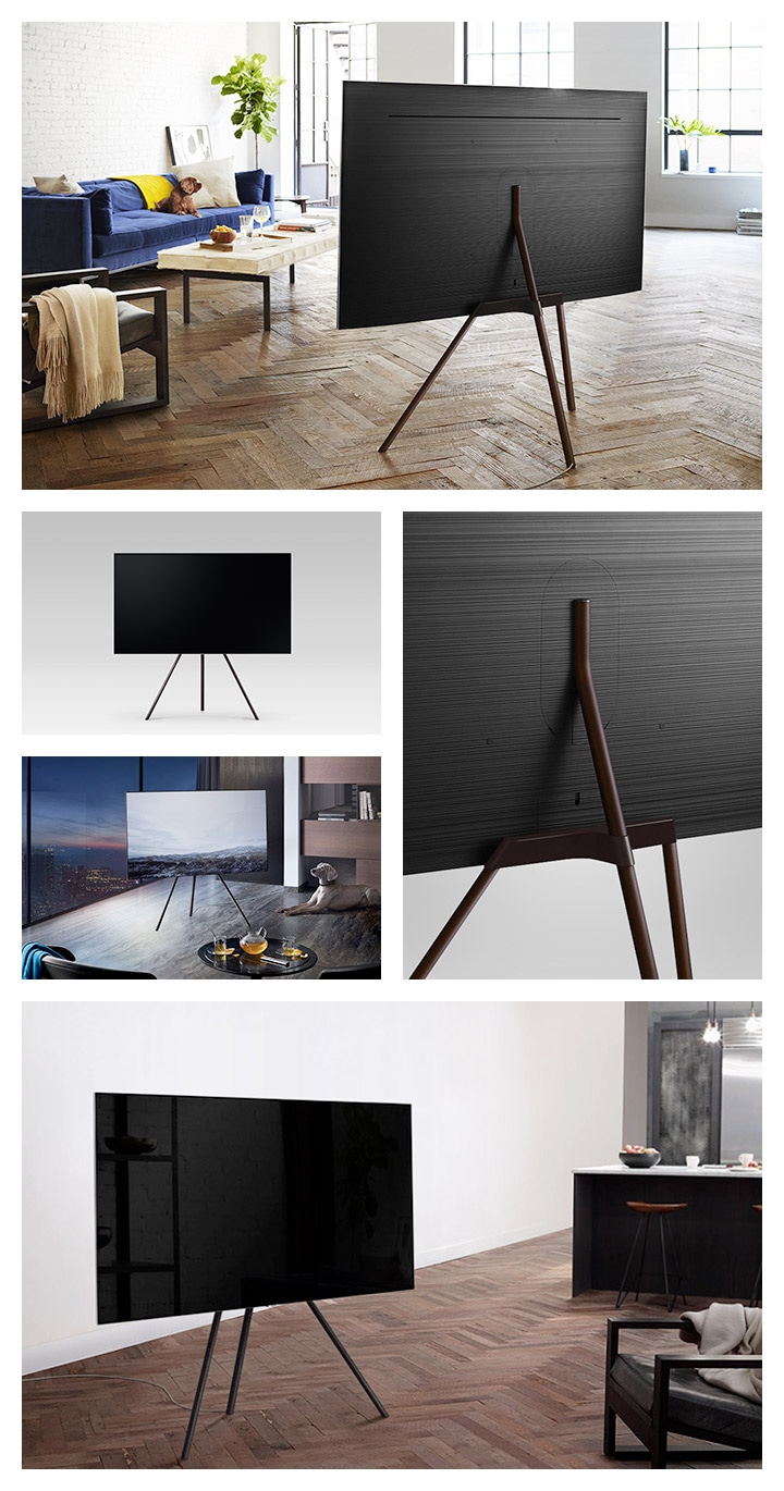 Studio Tv Stand Vg Stsm11bxc Tv Tripod Stand Samsung Uk # Table Tv A Pied Unique But