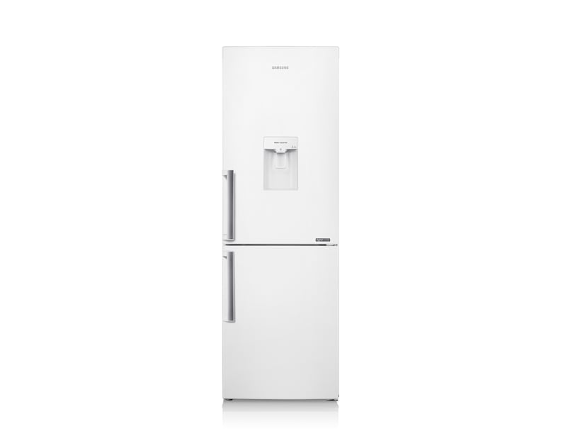 Fridge Freezer Front2 White