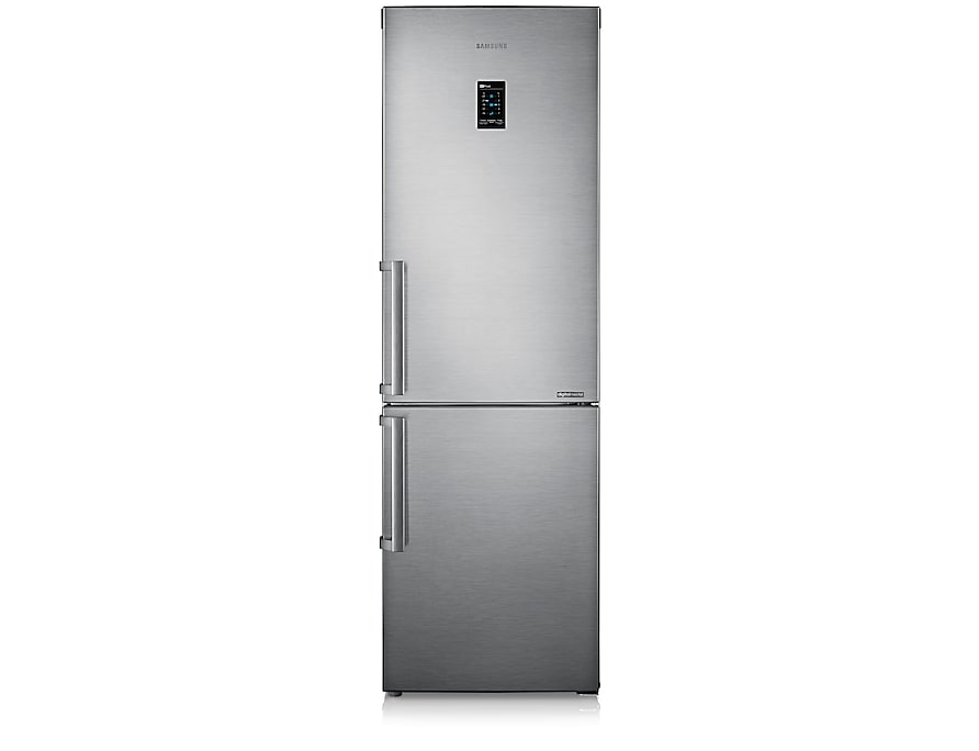 Fridge Freezer Front2 Silver