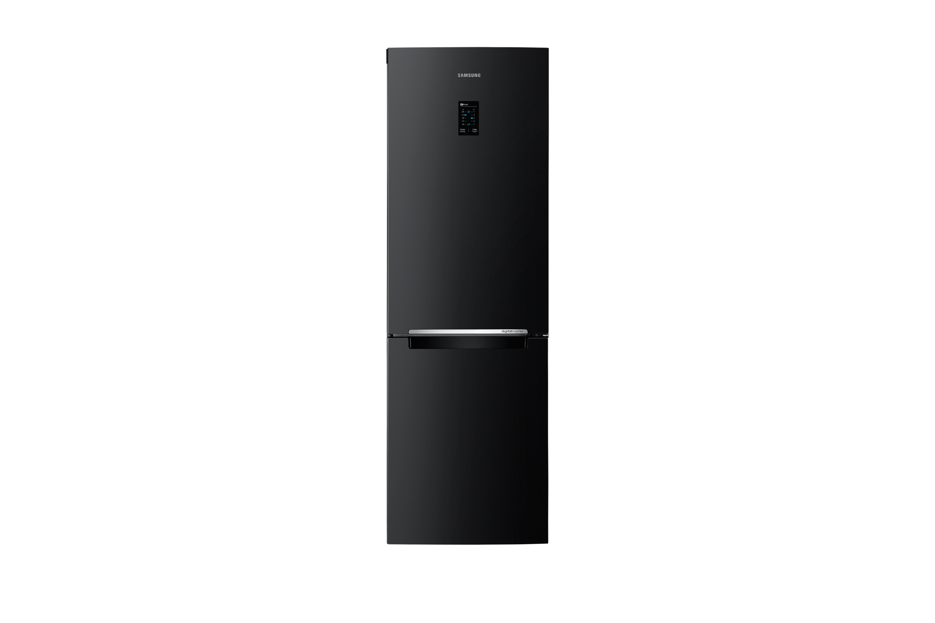 Compare retail prices of RB31 Fridge Freezer with Digital Inverter Technology, 310 L by Samsung to get the best deal online