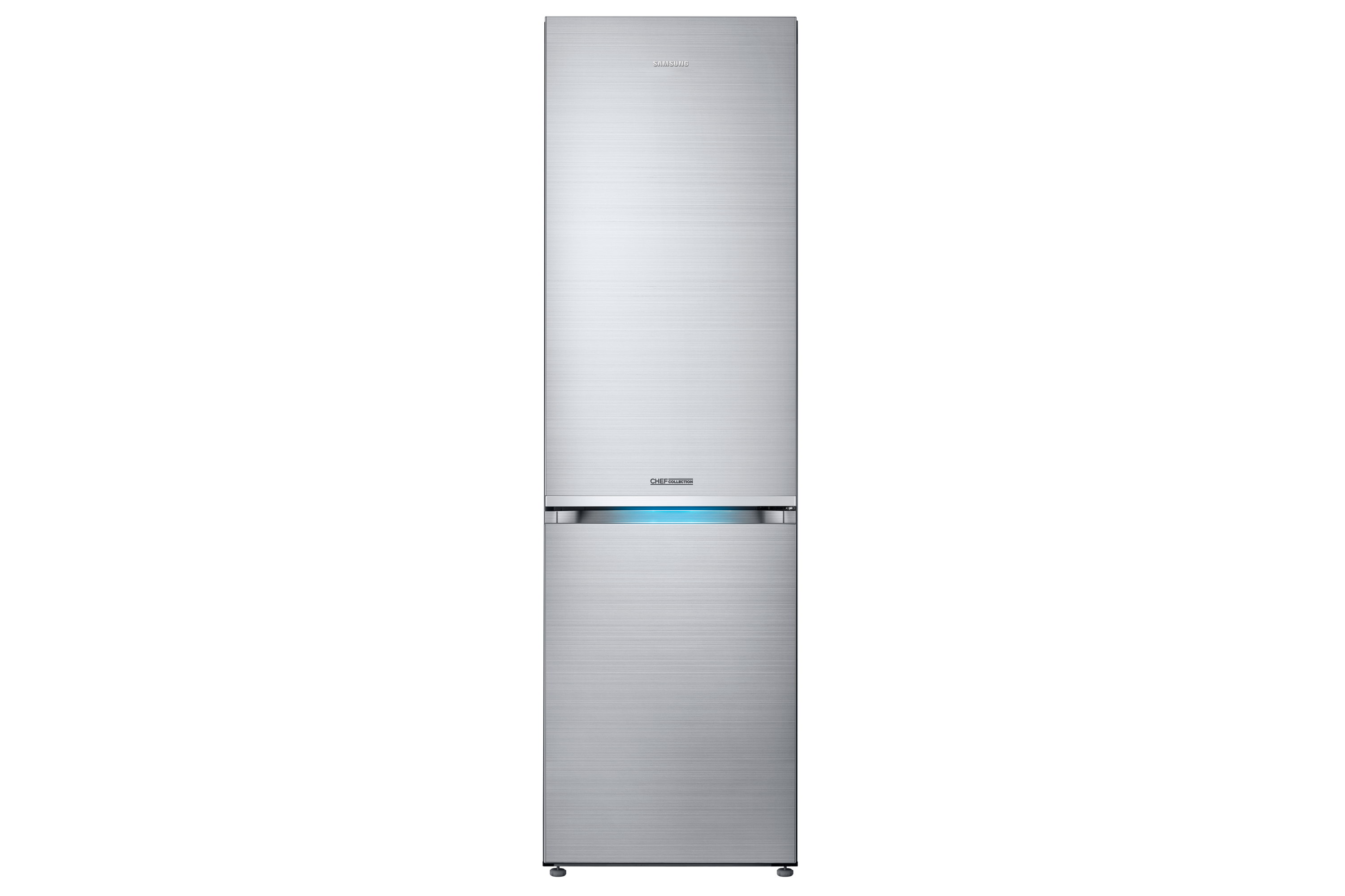 RB8000 Chef Collection Fridge Freezer with SpaceMax Technology, 350 L