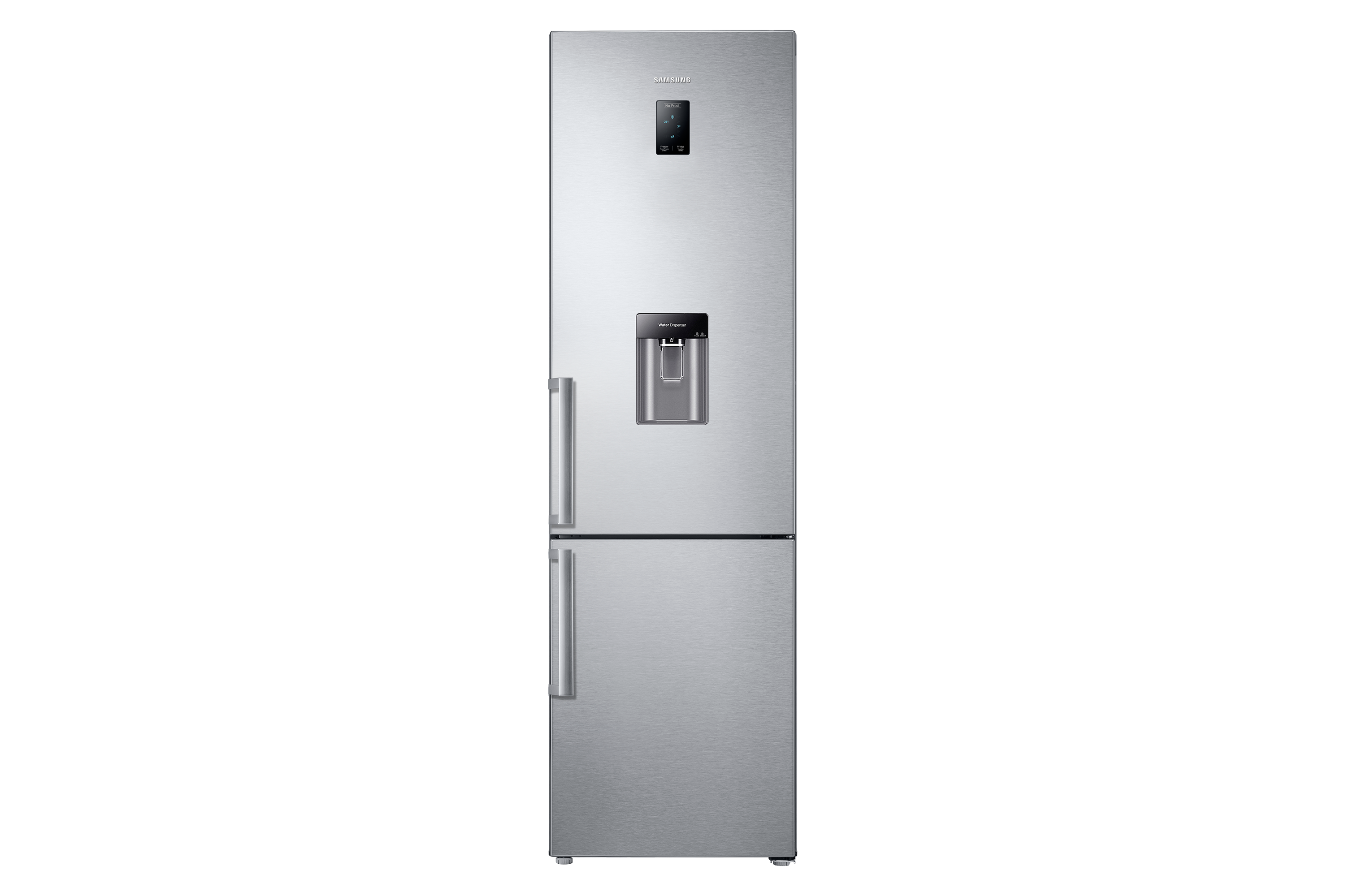 RB5000 Fridge Freezer with Space Max Technology™, 367L