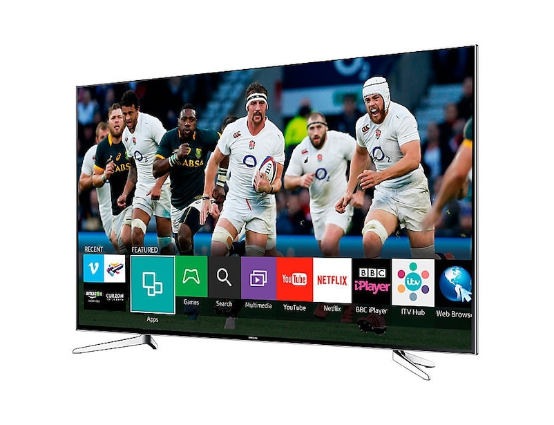 "65"" H6400 Series 6 Smart 3D Full HD LED TV R Perspective Black"