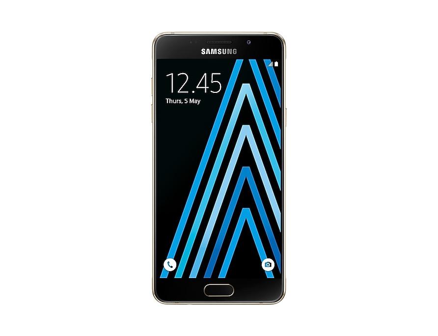 Samsung Galaxy A5 2016 5 2 Full Hd Samoled Gold Samsung Uk