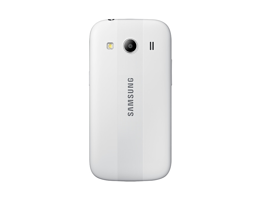 Galaxy Ace 4 (White) Back