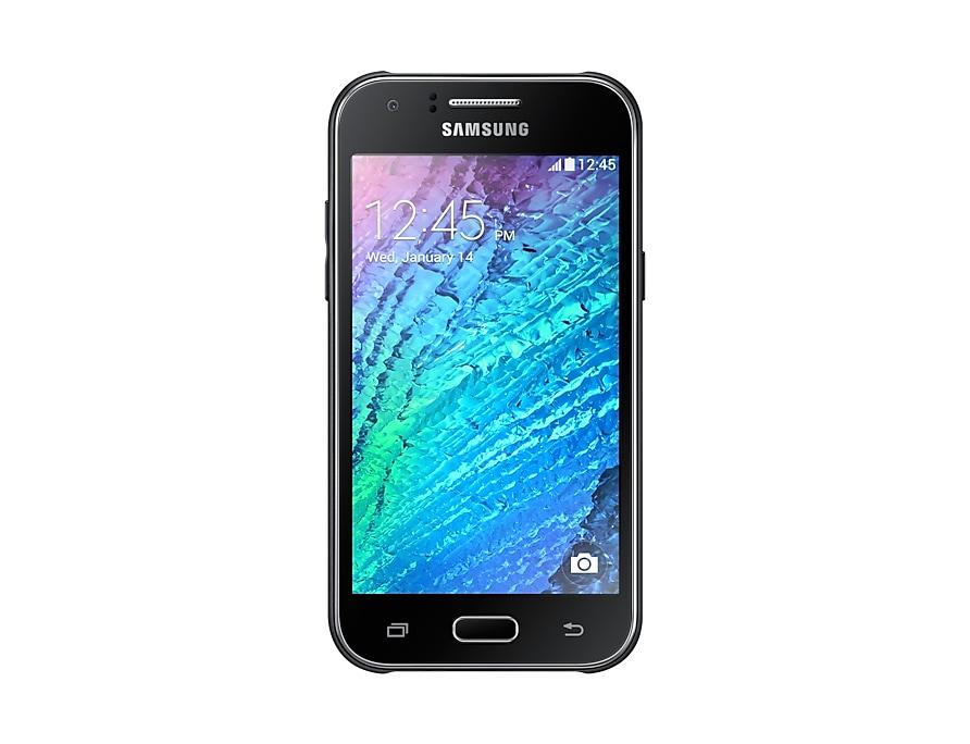 Galaxy J1 4 3 Wvga Display 5mp Camera Black Samsung Uk