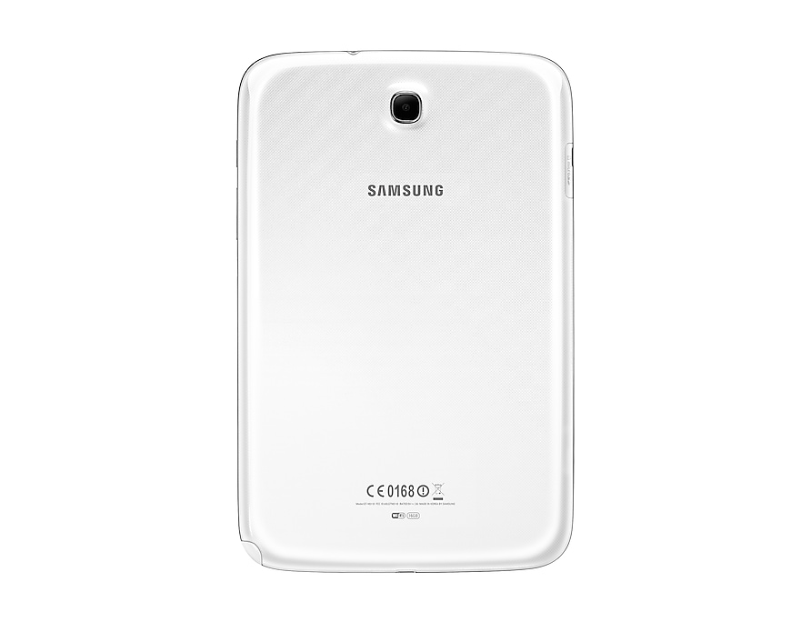 Galaxy Note 8.0 Wi-Fi (White) Back