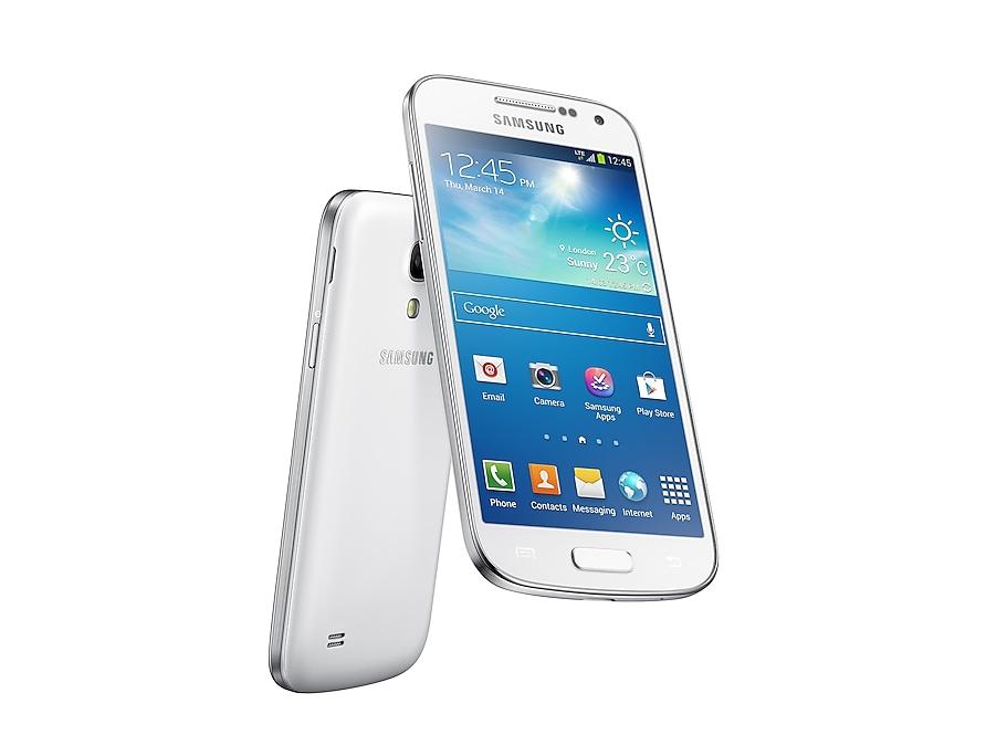 Samsung Galaxy S4 mini (White) - Full Specs | Samsung UK