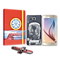 Galaxy S6 32GB Avengers Edition Gold Platinum Front