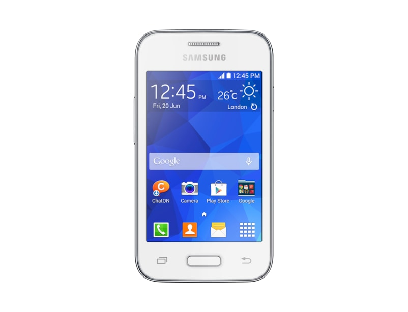 "Samsung Galaxy Young 2 Smartphone | 3.5"" Display & 1 GHz"
