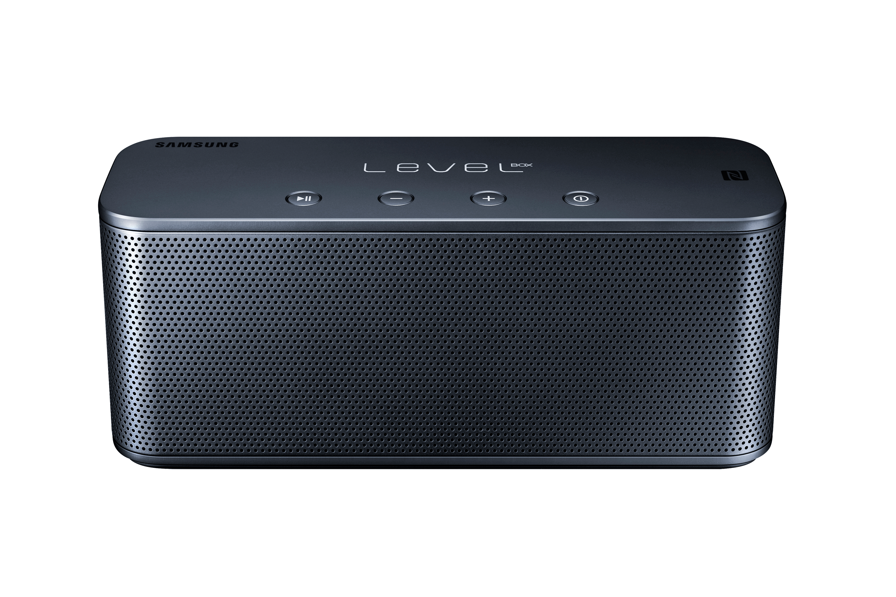 LEVEL Box mini 55 cm Wireless Speaker (Black / Blue) - NFC