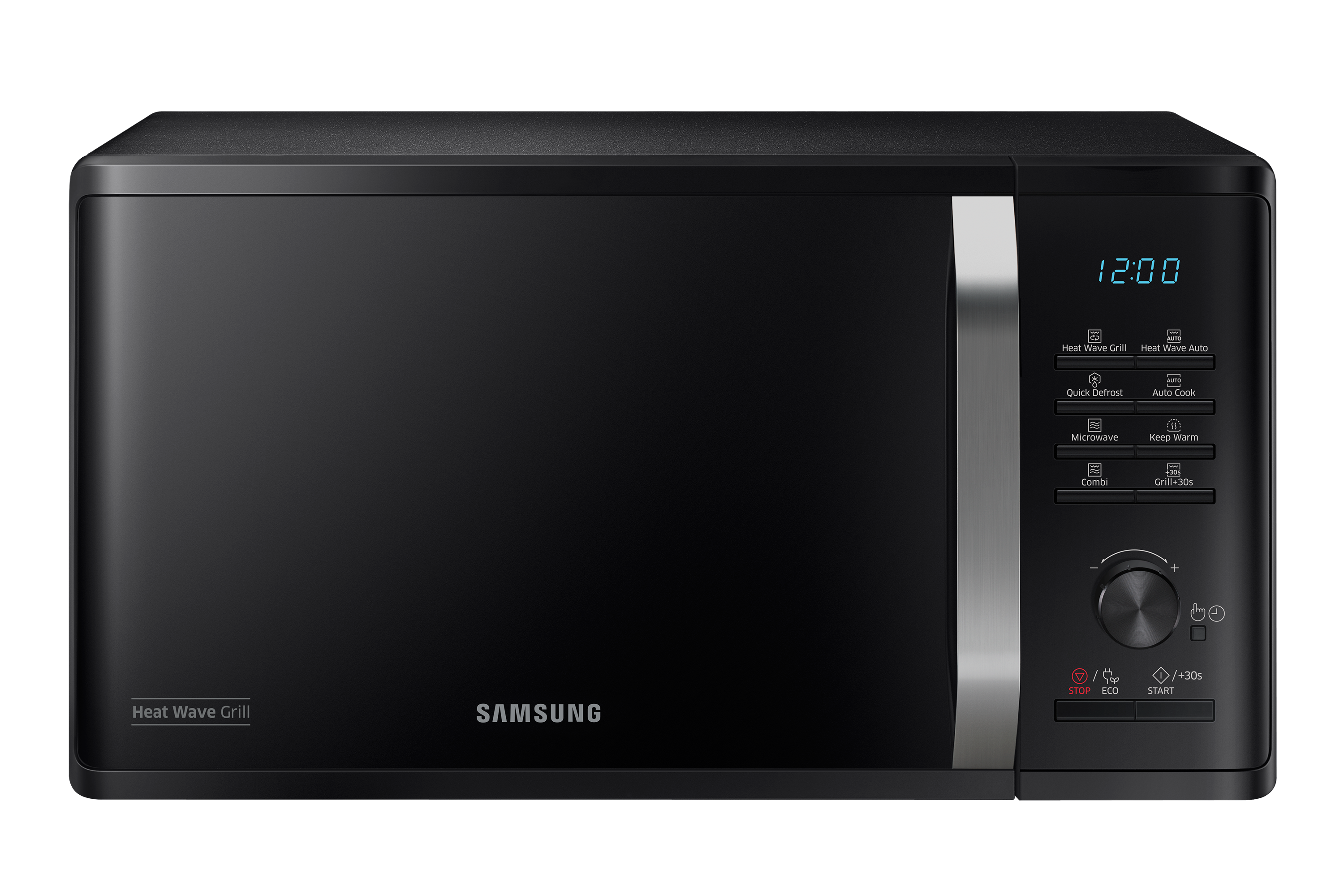 Mw3500k Microwave Oven With Heat Wave Grill 23l Samsung