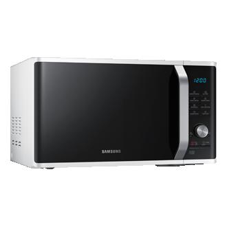 White Microwave Oven 23l Ms23f301taweu