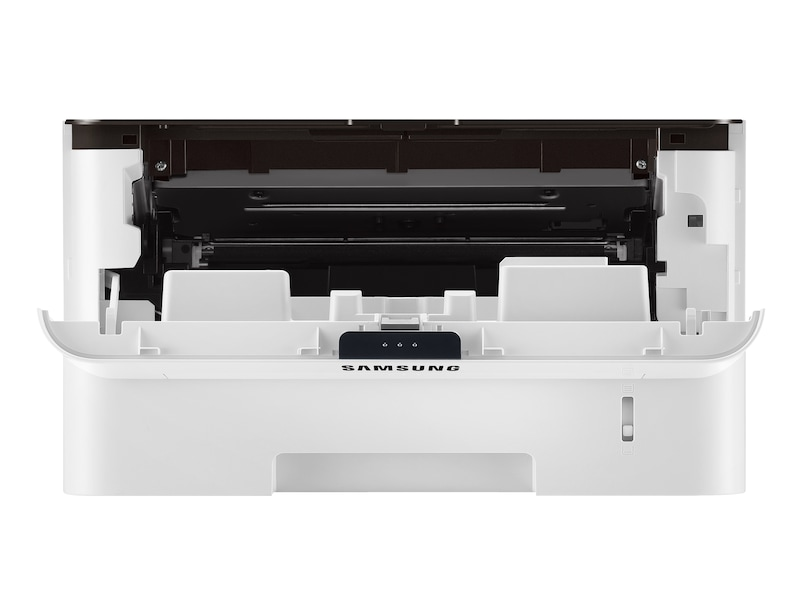 Front Open Toner Out White