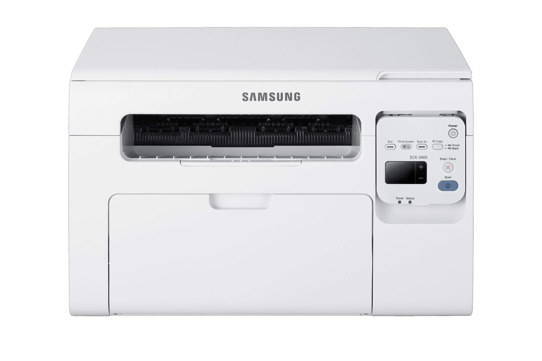 SCX-3405 20CPMMono LaserMultifunction Printer
