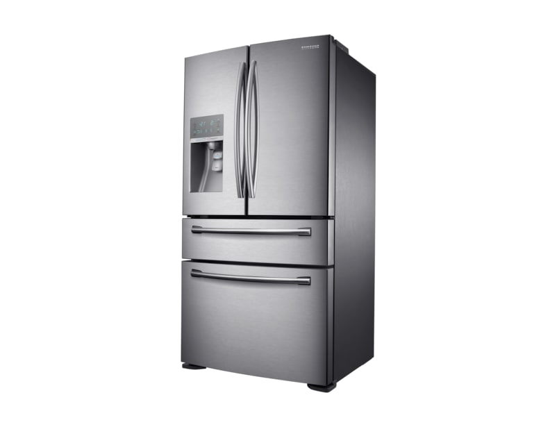 Samsung RF24HSESBSR Four-Door Fridge Freezer Silver