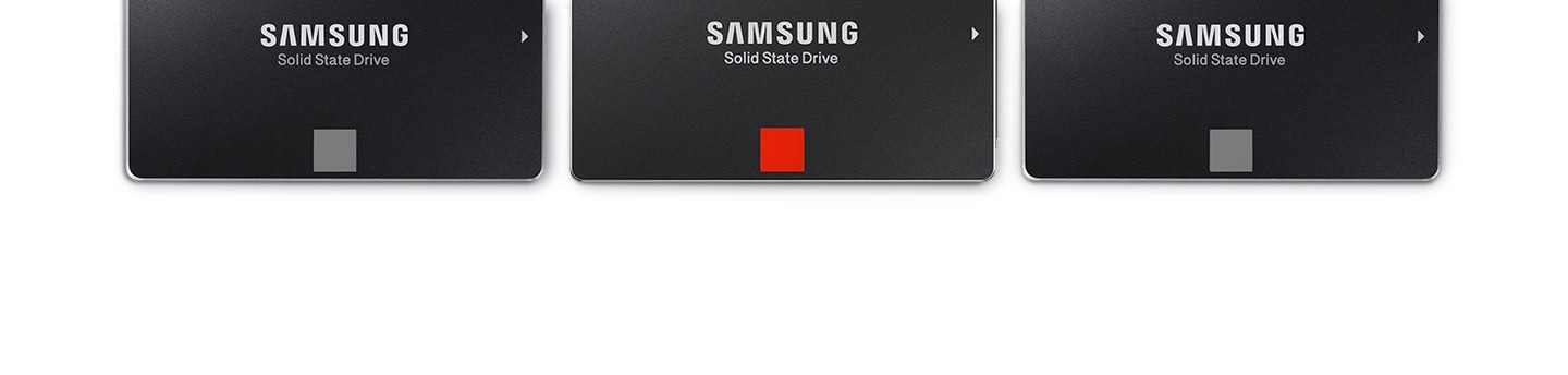 Samsung Solid State Drives - SSD 850 PRO, SSD 850 EVO & SSD 750 EVO