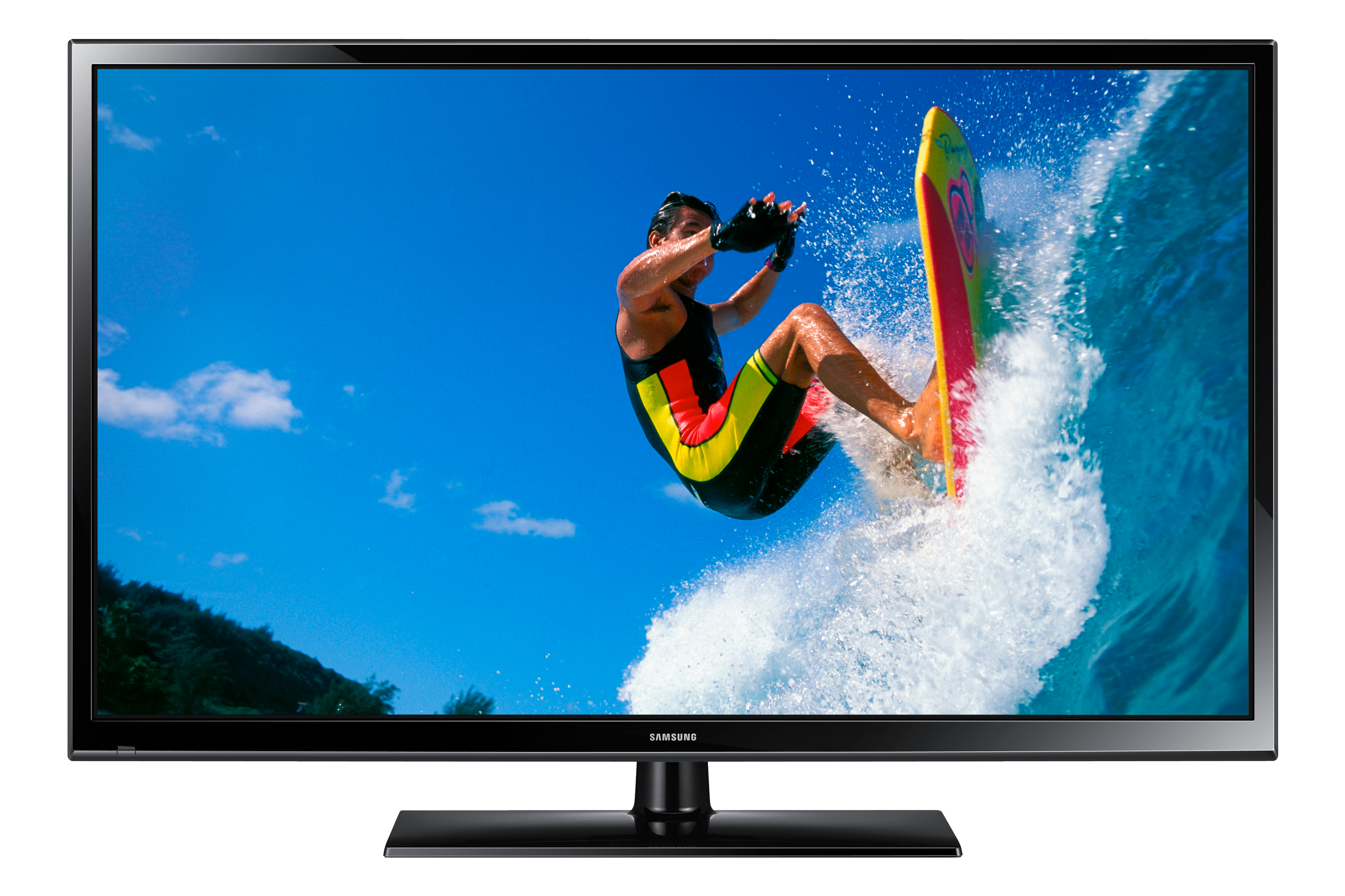 Samsung 43 Inch H4500 Series 4 Plasma Tv With Football Mode