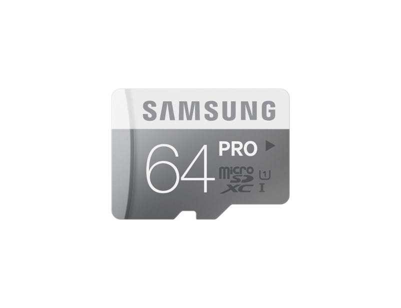 64gb samsung sdxc pro memory card samsung uk. Black Bedroom Furniture Sets. Home Design Ideas