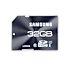 32GB SD Pro (Digital SLR, 3D Video) Memory Card Front
