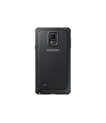 Back Samsung Confide Black