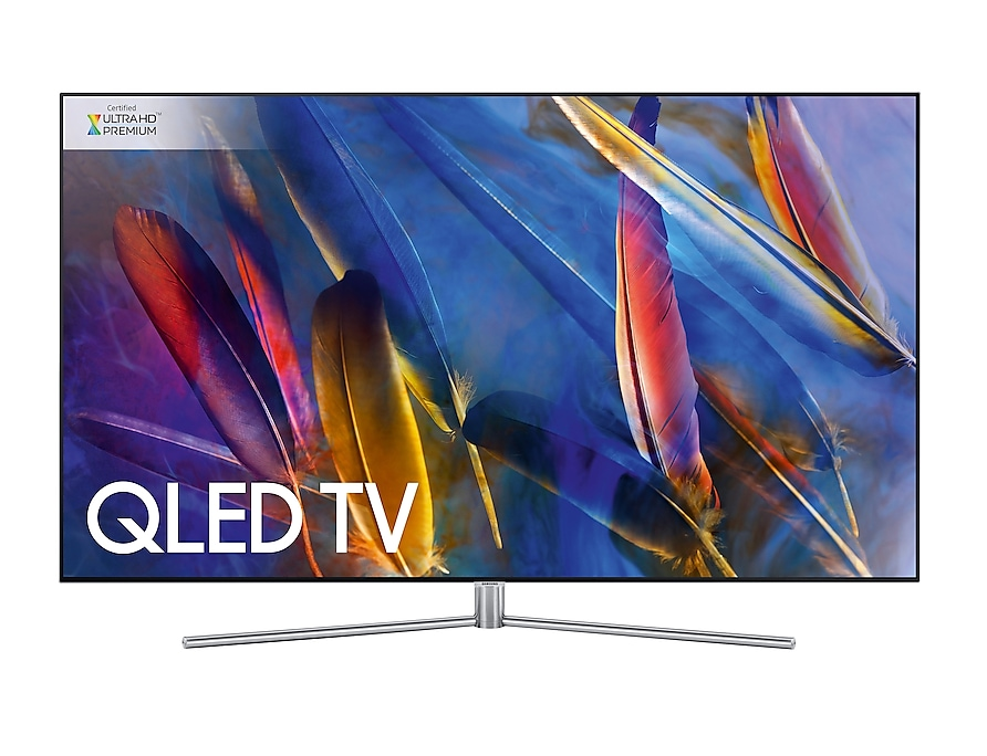 Samsung Qled Tv Q7f Best 55 Inch Smart Tv To Buy Samsung Uk